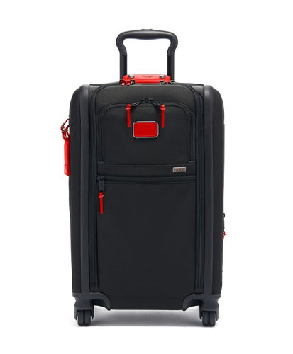 Tumi International Expandable 4 Wheeled Carry On 1227431193 Cherry
