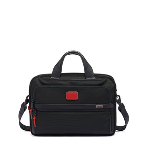 Tumi Triple Compartment Brief 1232281193 Cherry