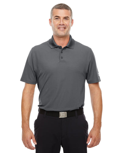 Under Armour Graphite 1261172 polo shirts with company logo