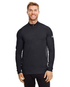 Under Armour Black/ White 1300131 business sweatshirts with logo