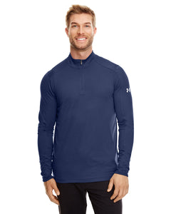 Under Armour Ua Tech Quarter Zip Midnight/ White 410