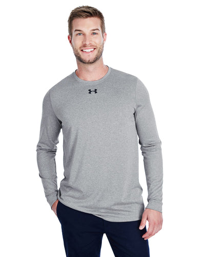 Under Armour Long Sleeve Locker Tee 2.0 T Gr Ht/ Black 1305776