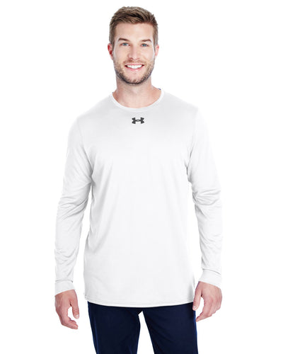 Under Armour Long Sleeve Locker Tee 2.0 White/ Graphite 1305776