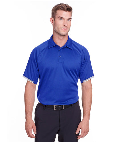 Under Armour Mens Corporate Rival Polo Royal 1343102