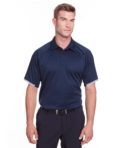 Under Armour Mens Corporate Rival Polo Mdnight Nvy 1343102