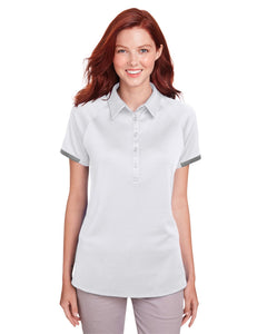 Under Armour Ladies' Corporate Rival Polo White 1343675