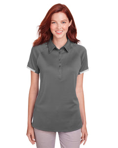 Under Armour Ladies' Corporate Rival Polo Graphite 1343675