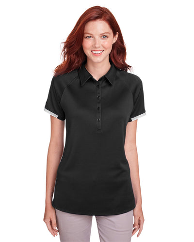 Under Armour Ladies' Corporate Rival Polo Black 1343675