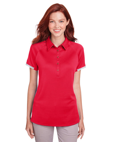 Under Armour Ladies' Corporate Rival Polo Red 1343675