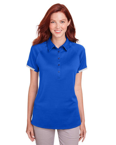 Under Armour Ladies' Corporate Rival Polo Royal 1343675