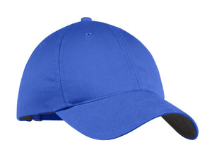 nike unstructured twill cap 580087 game royal