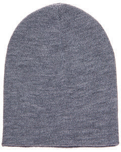 Yupoong Adult Knit Beanie 1500 HEATHER