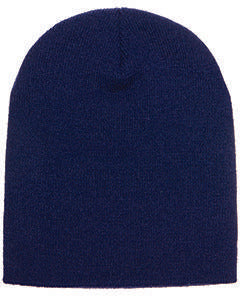 Yupoong Adult Knit Beanie 1500 NAVY