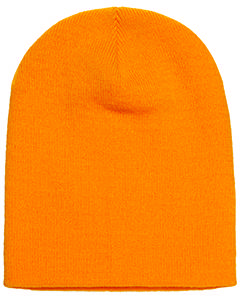 Yupoong Adult Knit Beanie 1500 GOLD