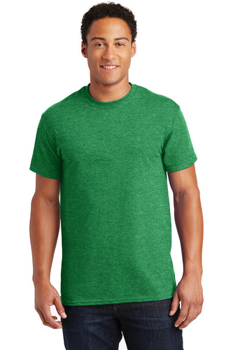 gildan ultra cotton t shirt 2000 antique irish green
