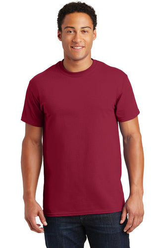 gildan ultra cotton t shirt 2000 cardinal red