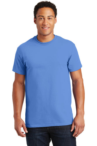 gildan ultra cotton t shirt 2000 carolina blue