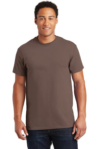 gildan ultra cotton t shirt 2000 chestnut