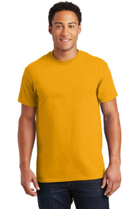 gildan ultra cotton t shirt 2000 gold