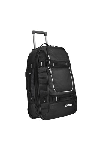 ogio pull through travel bag 611024 black