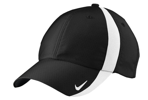 nike sphere dry cap 247077 black/ white