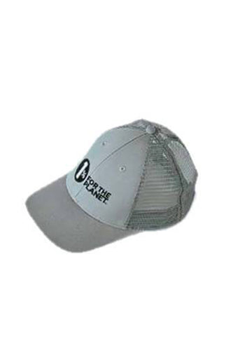 Patagonia Logo Trucker Hat 11955 Feather Grey