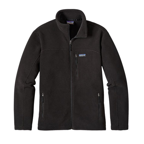 Patagonia Men's Classic Synchilla Fleece Jacket 22990 Black