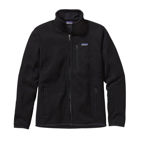 Patagonia Men's Better Sweater Fleece Jacket 25528 Black
