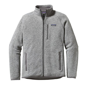 Patagonia Men's Better Sweater Fleece Jacket 25528 Stonewash