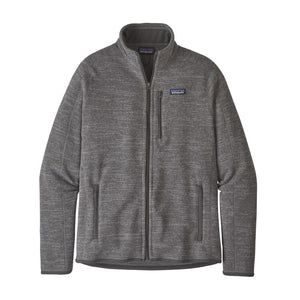 Patagonia Men's Better Sweater Fleece Jacket 25528 Nickel