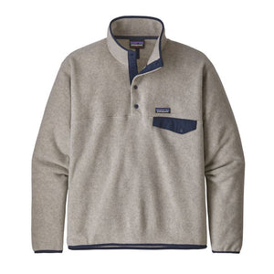 Patagonia Men's Synchilla Snap-T Fleece Pullover 25580 Oatmeal Heather