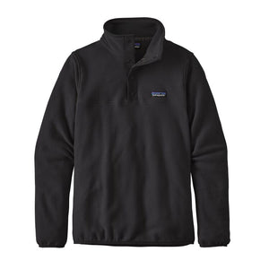 Patagonia Women's Micro D® Snap-T Fleece Pullover 26020 Black