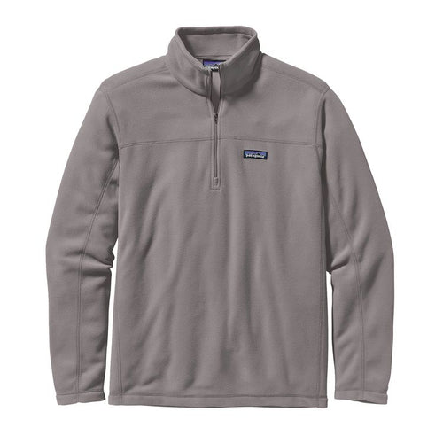 Patagonia Men's Micro D Fleece Pullover 26176 Feather Grey