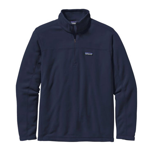 Patagonia Men's Micro D Fleece Pullover 26176 New Navy