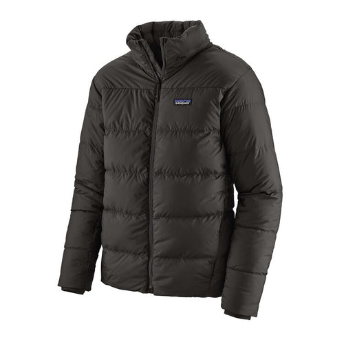 Patagonia Men's Silent Down Jacket 27930 Forge Grey