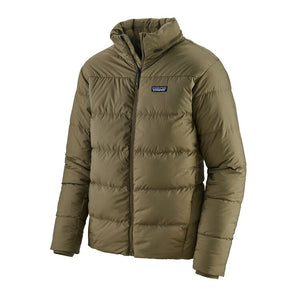 Patagonia Men's Silent Down Jacket 27930 Sage Khaki
