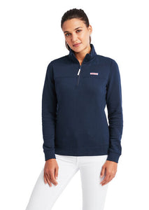 Vineyard Vines Women's Shep Shirt 6K0484 Navy