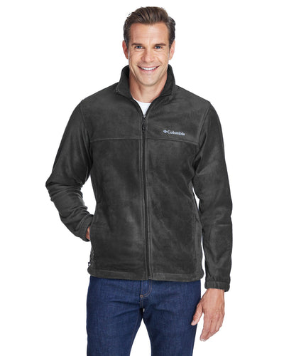 columbia steens mountain full zip 2.0 fleece 3220 charcoal hthr