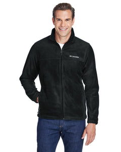 columbia steens mountain full zip 2.0 fleece 3220 black
