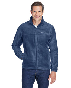 columbia steens mountain full zip 2.0 fleece 3220 collegiate navy