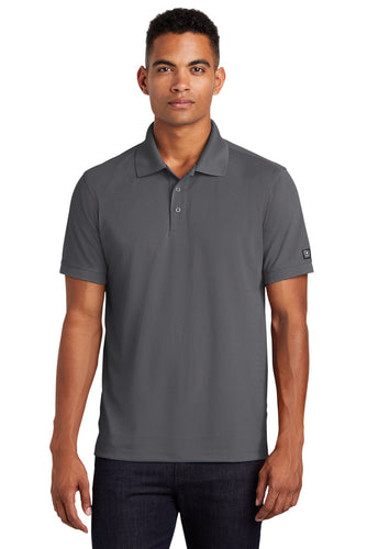 OGIO Diesel Grey OG101 custom dri fit polo shirts
