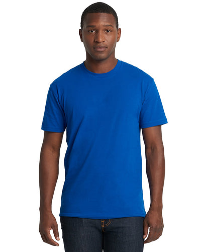 Next Level Mens Cotton Crew 3600 Royal