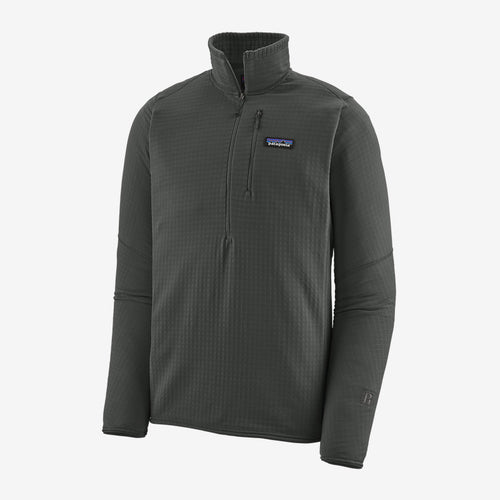 Patagonia Men's R1 Fleece Pullover 40110 Forge Grey