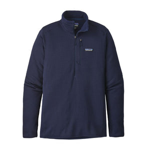 Patagonia Men's R1 Fleece Pullover 40110 Classic Navy