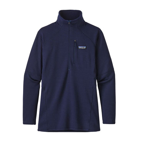 Patagonia Women's R1 Pullover 40119 Classic Navy