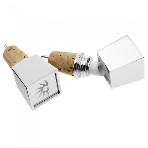 hg cubo wine stopper/pourer 4037