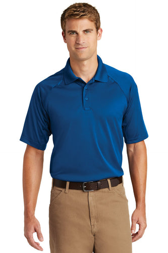 CornerStone Royal CS410 embroidered polo shirts for business
