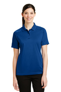 CornerStone Royal CS411 polo shirts custom logo