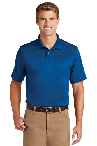 CornerStone Royal CS412 company polo shirts embroidered