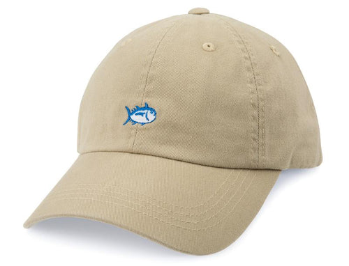 Southern Tide Skipjack Custom Location Hat 4384 Khaki